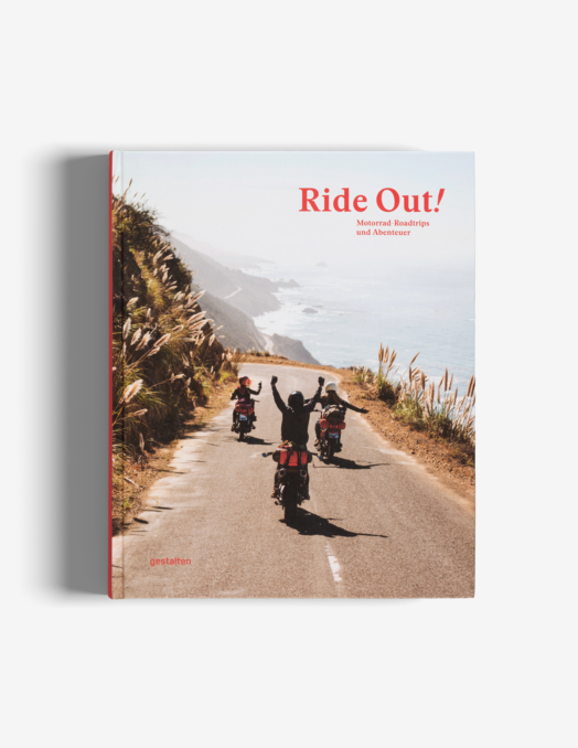Ride Out! Book