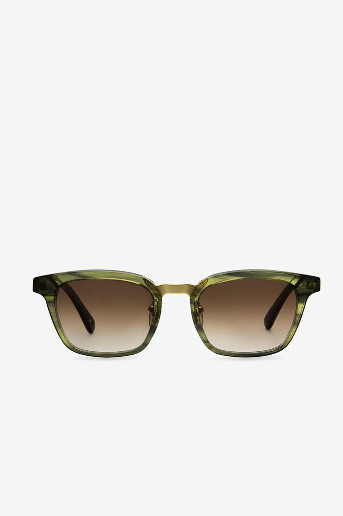 DOH Green Leaves, Sunglasses, Dick Moby - Six and Sons