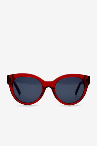 ORY Deep Red, Sunglasses, Dick Moby - Six and Sons