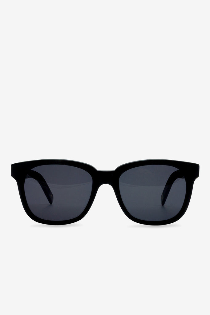 SFO Matte Recycled Black, Sunglasses, Dick Moby - Six and Sons
