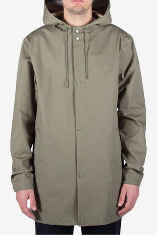 Shelter Jacket Moss, Clothing Men, Ontour - Six and Sons