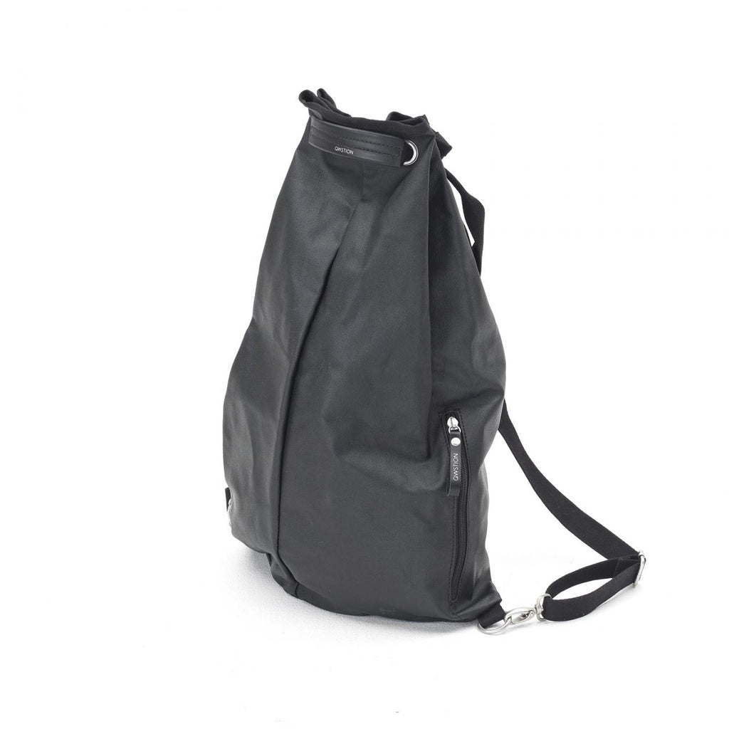 Simple Bag Organic Jet Black
