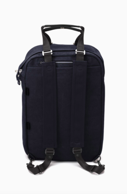 Daypack Organic Midnight Blue
