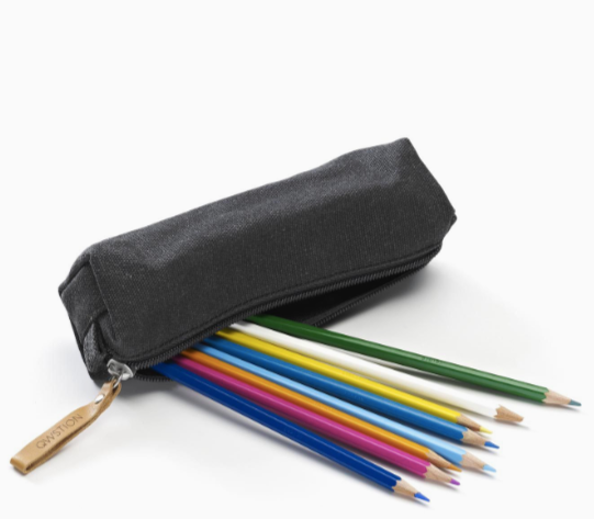 Pencil Case Organic Navy