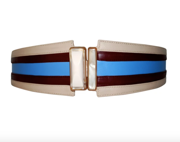 Emily Leather Waist Belt