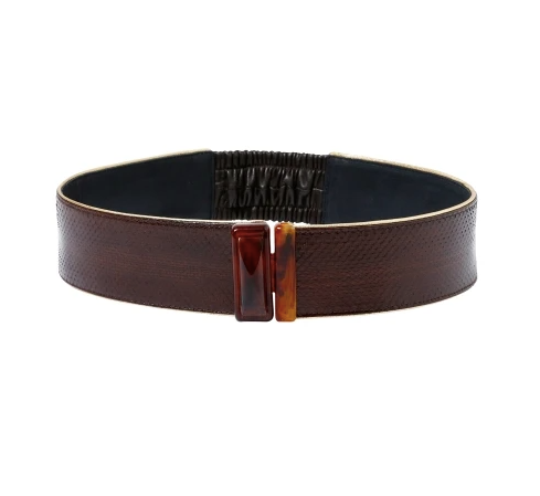 Gwen Leather Waist Belt