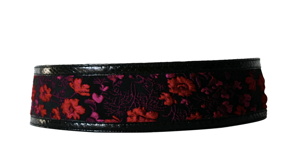 Angie Leather Waist Belt