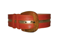 June Leather Waist Belt