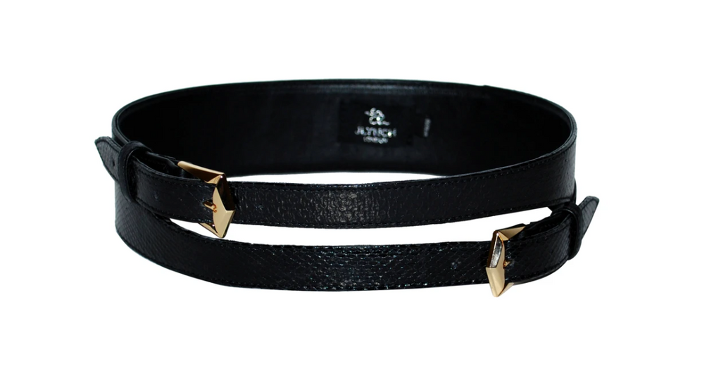 Lauren Leather Waist Belt