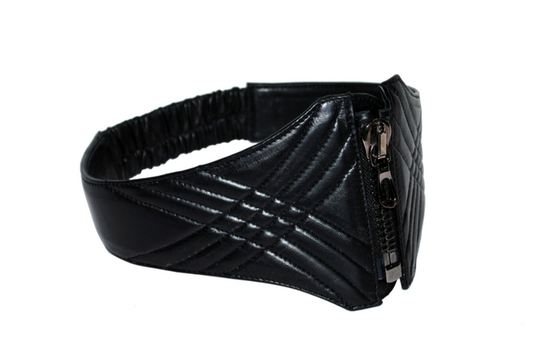 Emma Leather Waist Belt