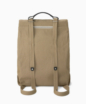Flap Tote Medium Sand - Bananatex®