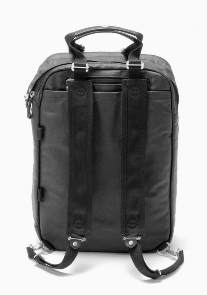 Daypack Organic Washed Grey