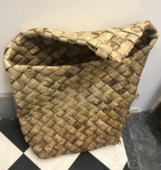Vintage Large Envelope Basket
