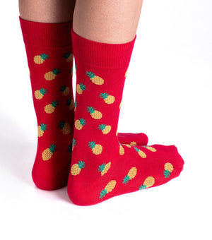 Pineapple Socks