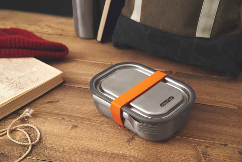 Stainless Steel Lunch Box 1l - 20x15xH6,5cm