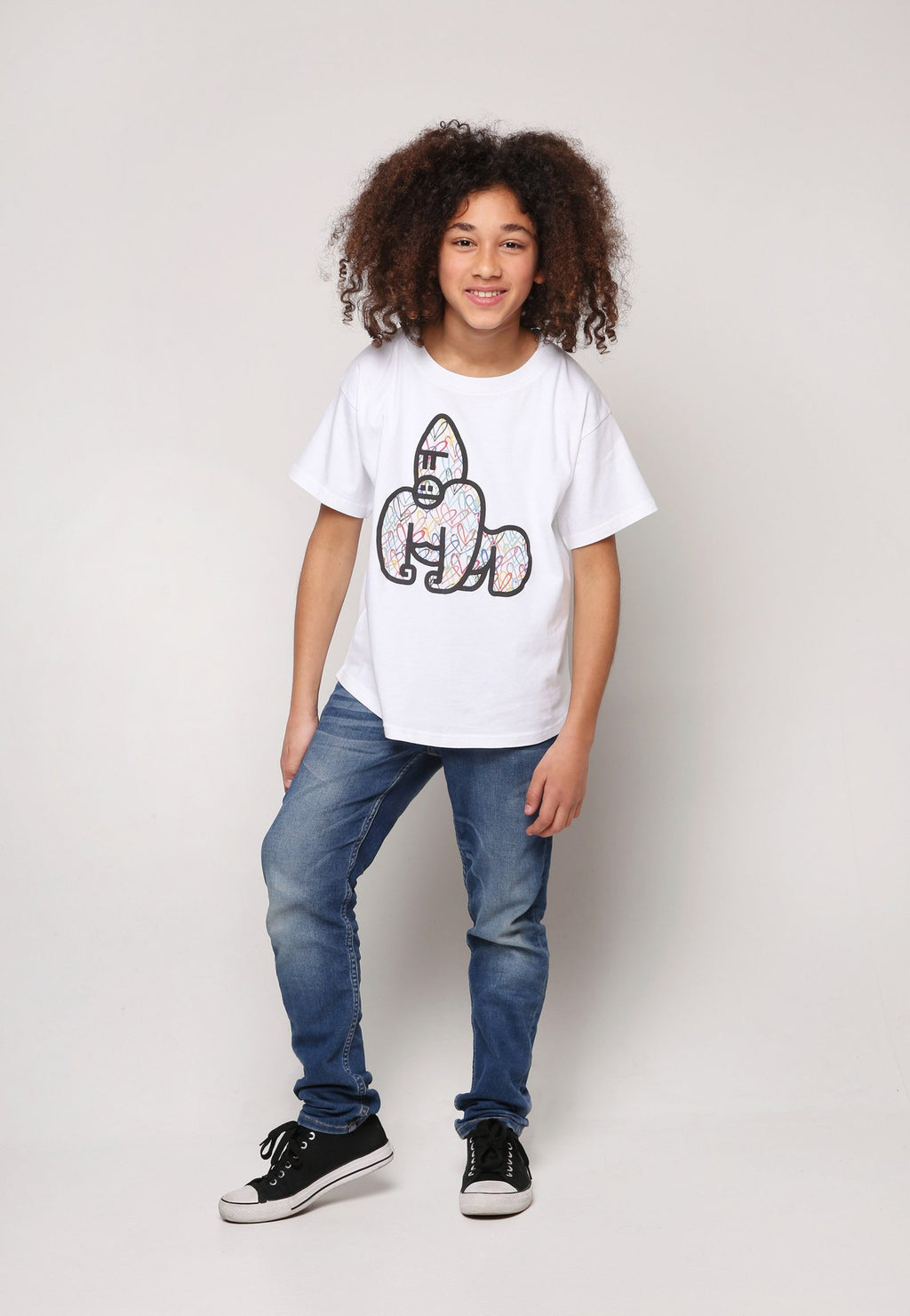 Bwindi Goldcrown Gorilla T (Kids)