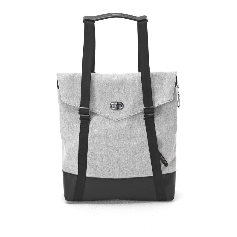 Tote Raw Blend Leather Canvas