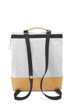 Tote Raw Blend Natural Leather