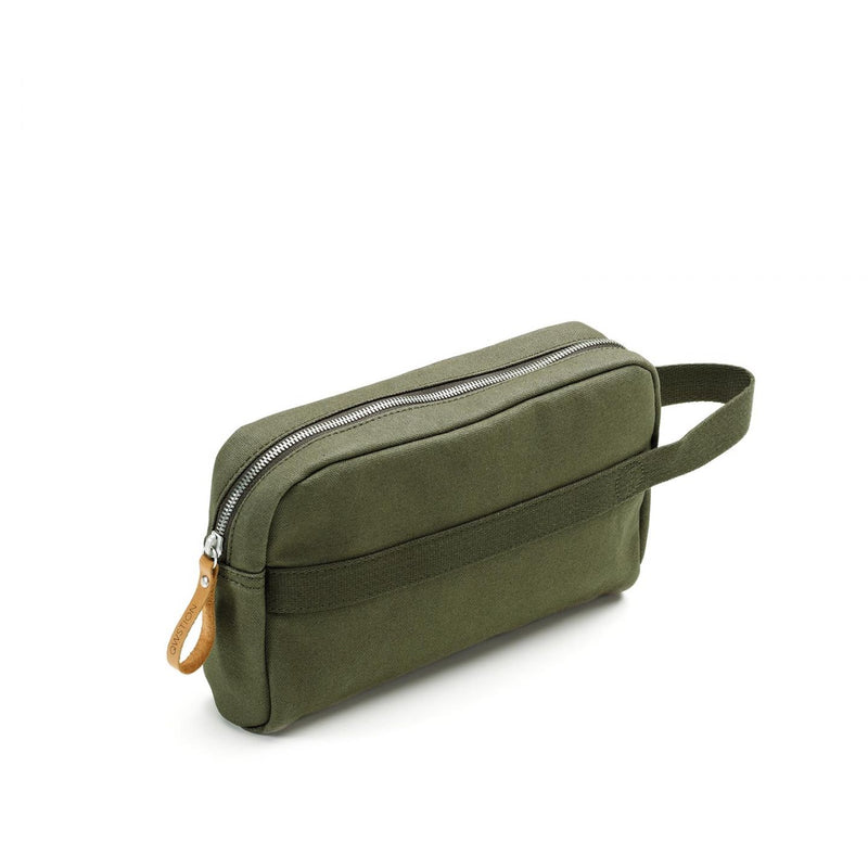 QWSTION Travel Kit Organic Forest Green