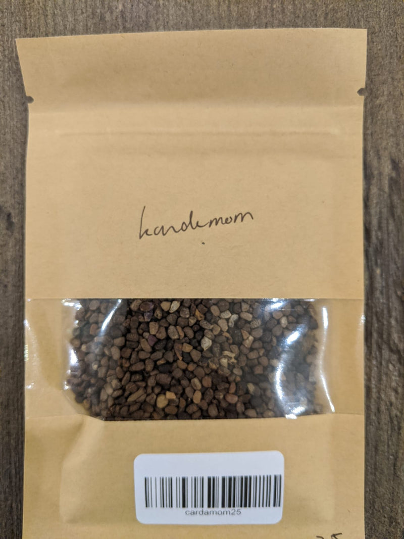 Cardamom Seeds from Guatemala 25g