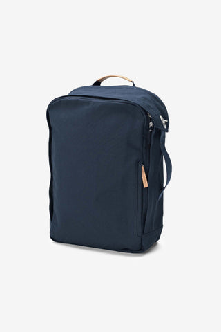 Backpack Organic Navy, Bags, QWSTION - Six and Sons