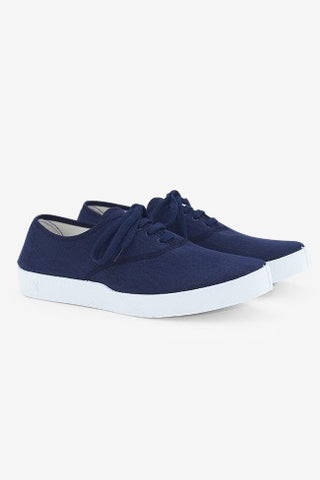 Oxford Blue / White, Shoes Men, Oli13 - Six and Sons