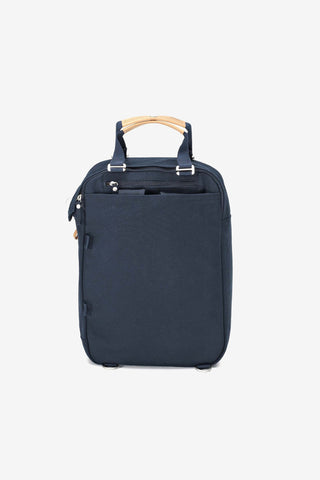 Daypack Organic Navy, Bags, QWSTION - Six and Sons