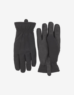 Duncan Waterproof Black Glove