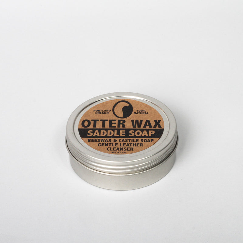 Otter wax saddle soap (150ml), Tools, Undscvrd - Six and Sons