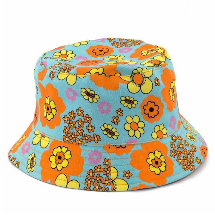 Flower Power Bucket Hat
