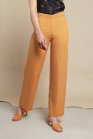Bond Orange Pants