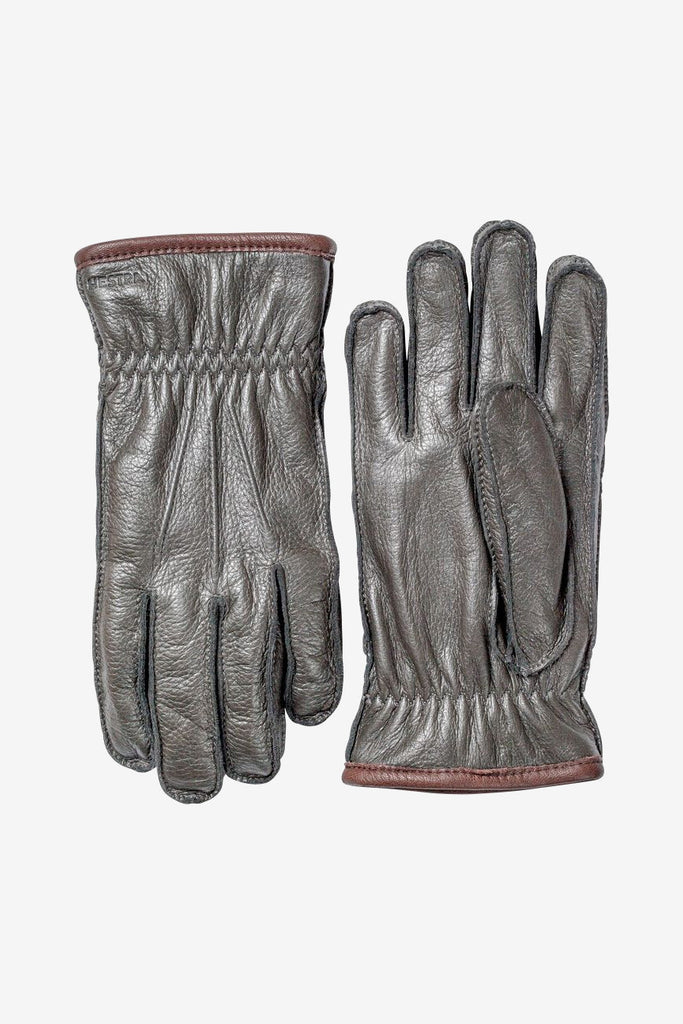 Glove Ornberg Light Grey, Clothing Men, Hestra - Six and Sons