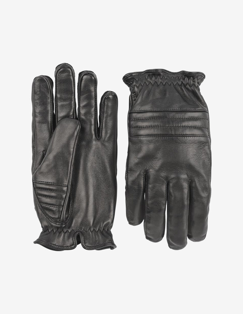 Oscar Black Leather Glove