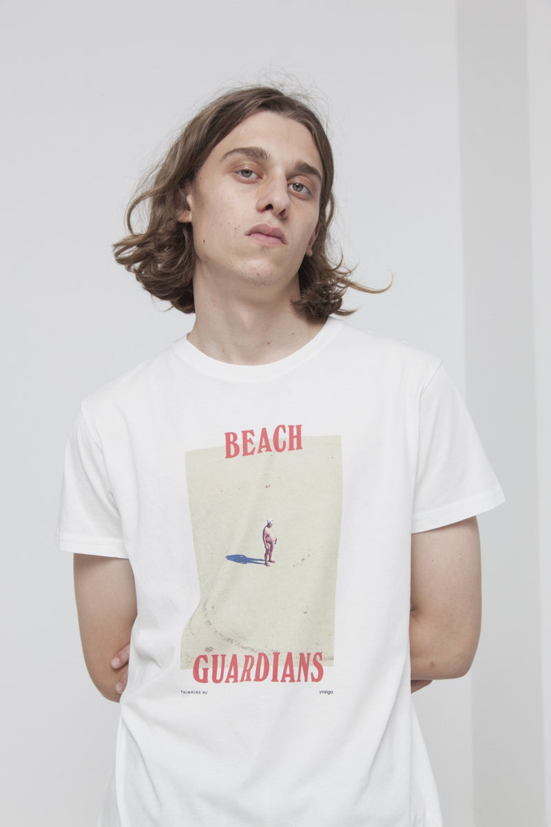 Beach Guardians Organic T-shirt