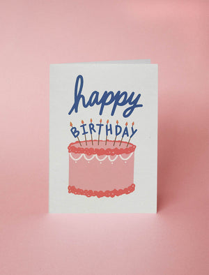 Jonesie gift card - Carte Happy B-day