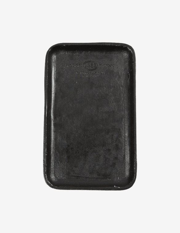 PUEBCO Cast Iron Tray Black, Interior, Puebco - Six and Sons