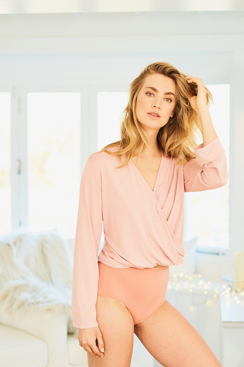 Balett Top - Rose