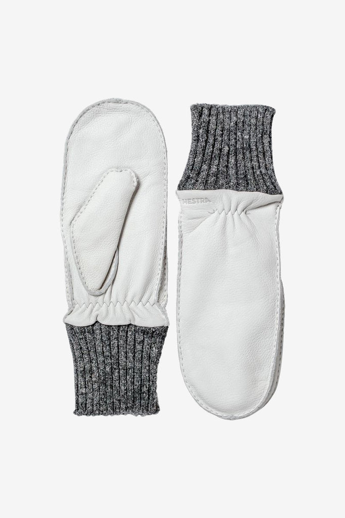 Mitten Berga Offwhite, Clothing Women, Hestra - Six and Sons