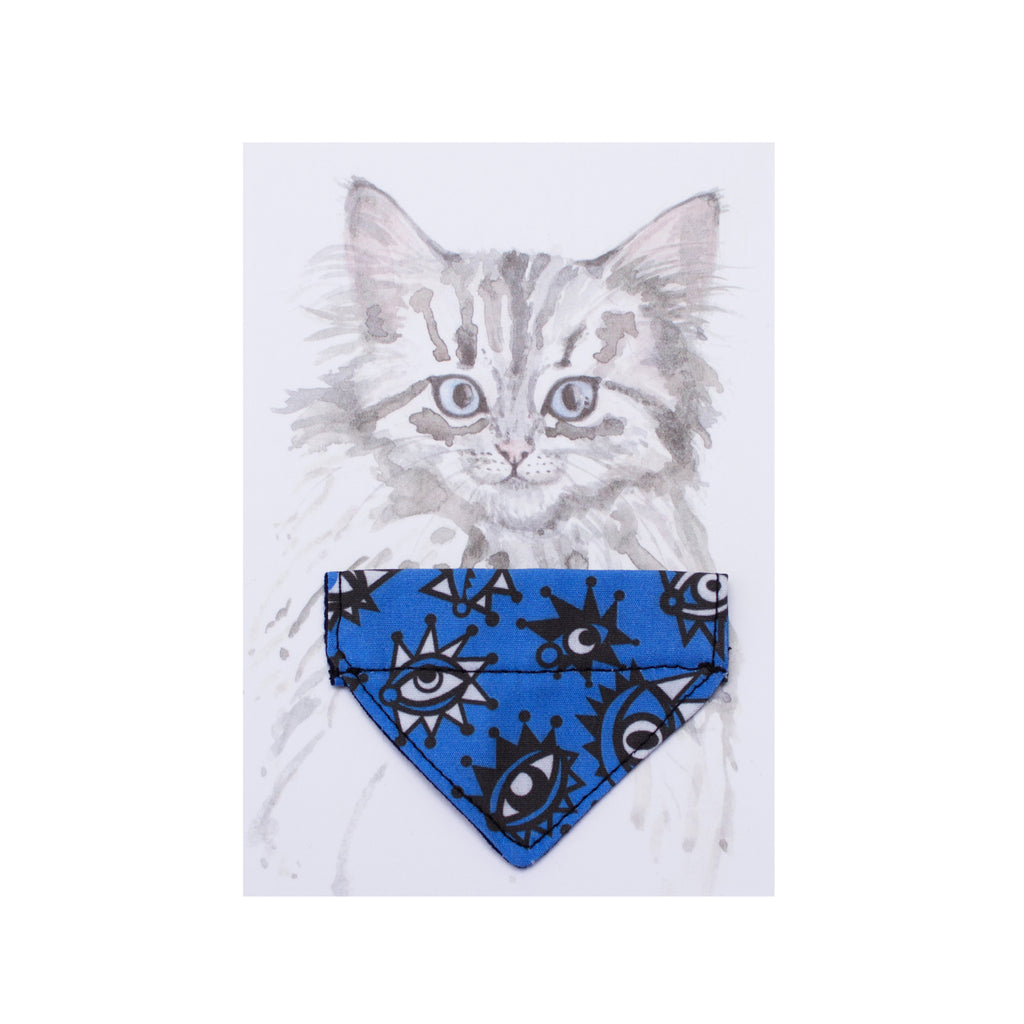 Eyes Cat Bandana