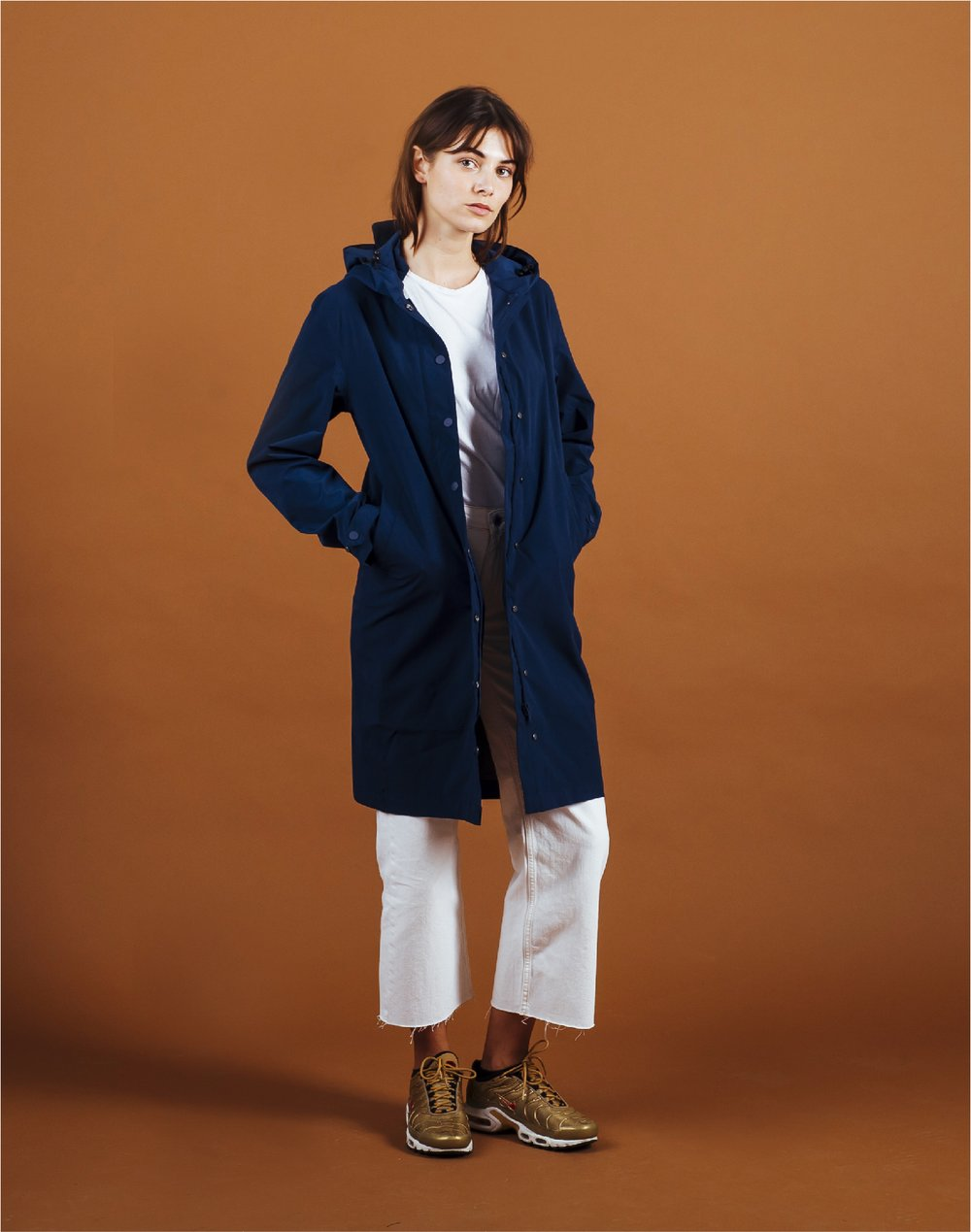 Not So Long Tube Parka