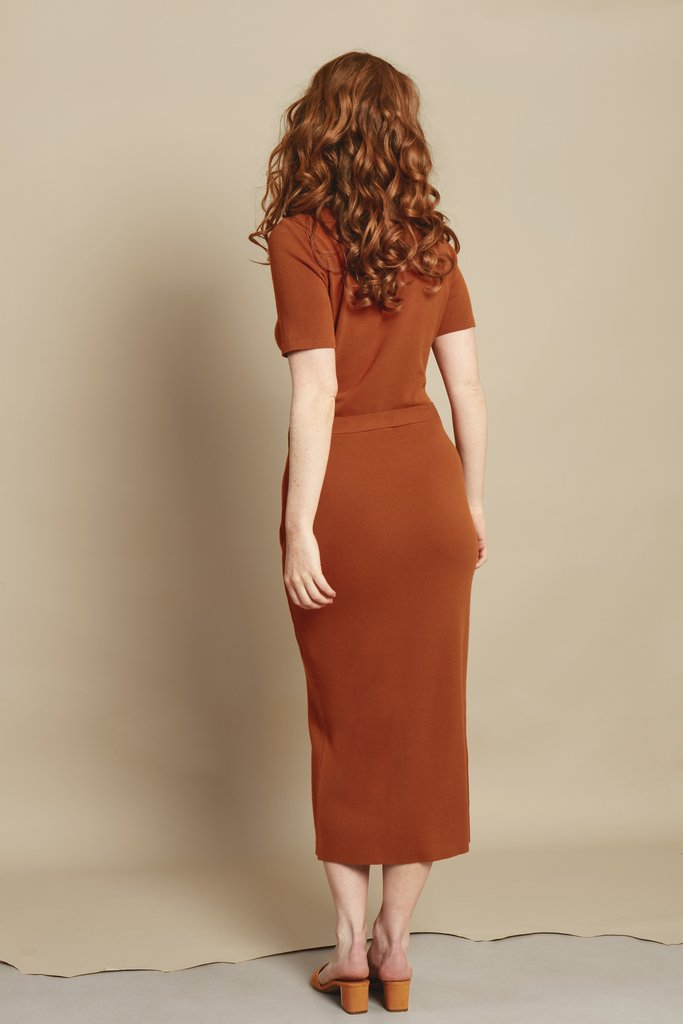 Feel Ginger Dress