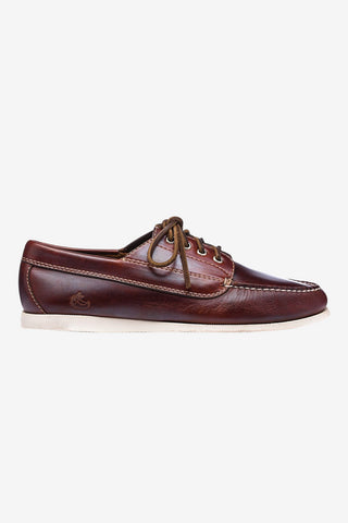 Camp moc Jackman Pull up Dark Brown, Shoes Men, G.H. Bass - Six and Sons