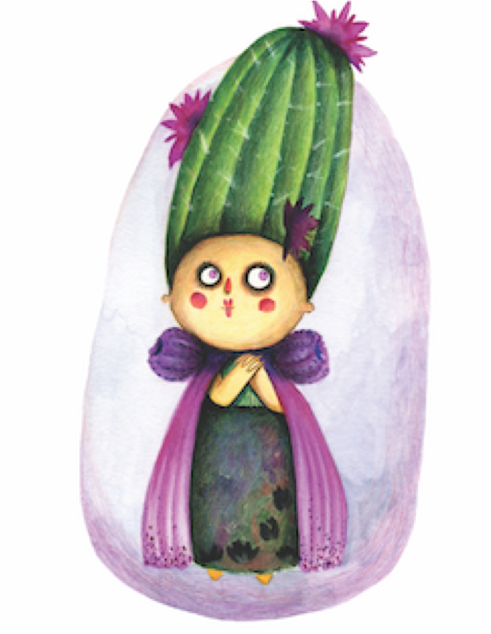 Lady Cactusson A6