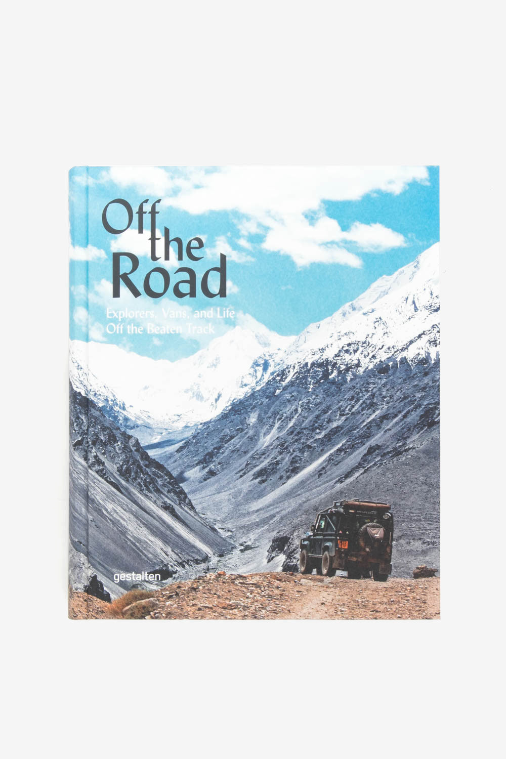 Off The Road, Books, LKG Gestalten - Six and Sons