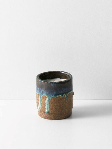 Scented Candle - Running Blue, Candles, Ferm Living - Six and Sons