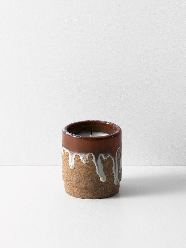 Scented Candle - Running Red, Candles, Ferm Living - Six and Sons