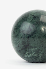 H. Skjalm P. Marble Deco Ball Green, Decoration, H. Skjalm P. - Six and Sons