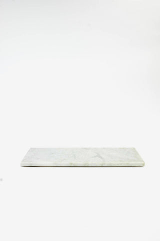 H. Skjalm P. White Marble Platter 15:40, Decoration, H. Skjalm P. - Six and Sons