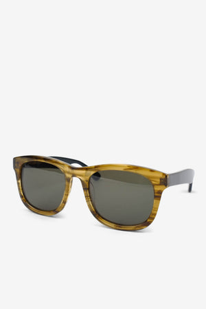 Wolfgang Horn Black, Sunglasses, Han Kjobenhavn - Six and Sons