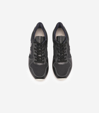 Holiday Low Top B Mesh Black Black Black, Shoes, Veja - Six and Sons